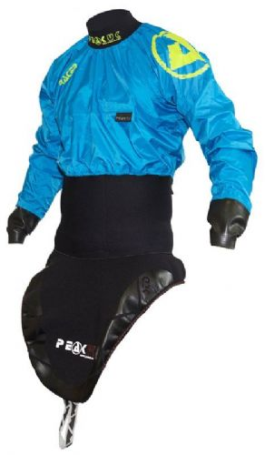 Peak Racer Long Topdeck | Blue